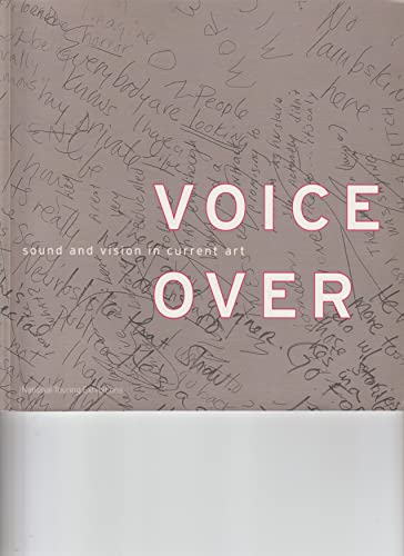 9781853321702: Voice Over: Sound and Vision in Current Art