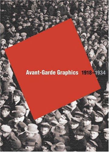 9781853322389: Avant-Garde Graphics: 1918-34