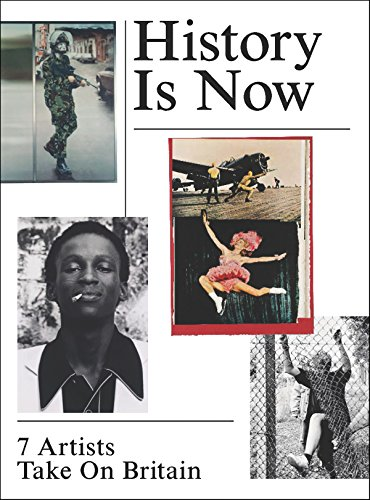 History is Now: 7 Artists Take on: Cliff Lauson and