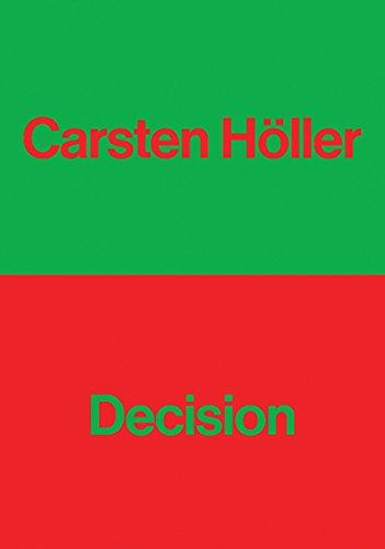 9781853323324: Carsten Holler: Decision