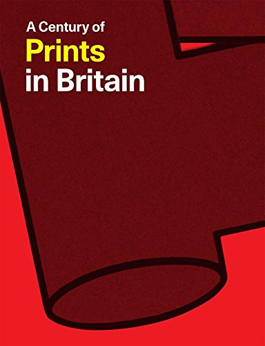 9781853323454: A Century of Prints in Britain