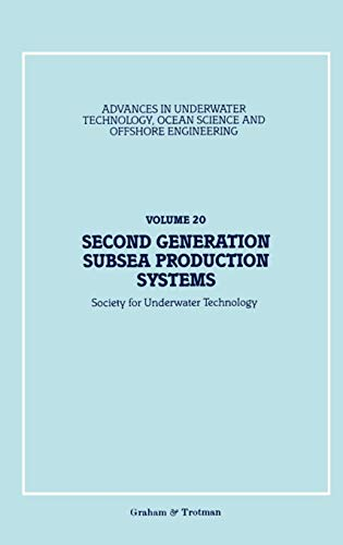 9781853333026: Second Generation Subsea Production Systems (Advances in Underwater Technology, Ocean Science and Offshore Engineering)