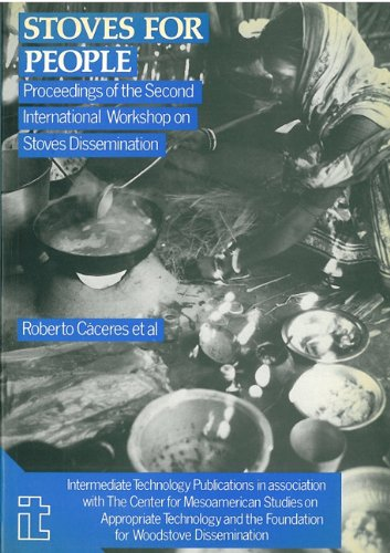 9781853390197: Stoves for People: Proceedings of the second international workshop on stove dissemination