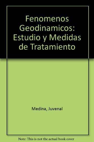 9781853390265: Fenomenos Geodinamicos: Estudio y Medidas de Tratamiento