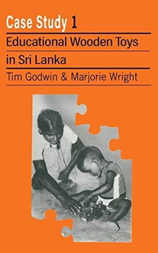 9781853390531: Educational Wooden Toys in Sri Lanka (Case study)