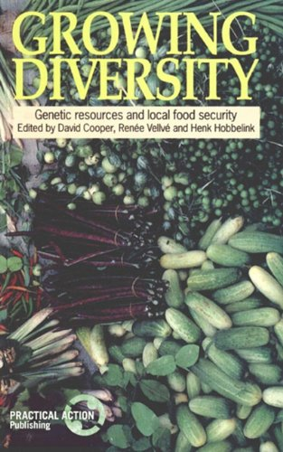 9781853391231: Growing Diversity: Genetic Resources and Local Food Security