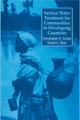 9781853391422: Surface Water Treatment for Communities in Developing Countries