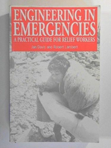 9781853392221: Engineering in Emergencies