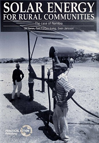 9781853392429: Solar Energy for Rural Communities: The Case of Namibia