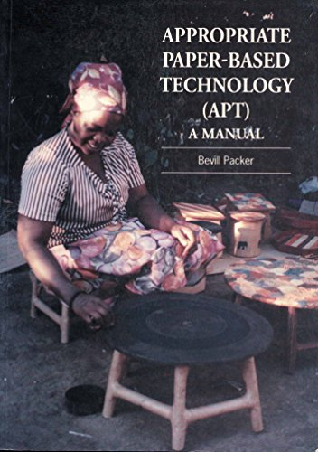9781853392689: Appropriate Paper-based Technology (APT) (Manual)