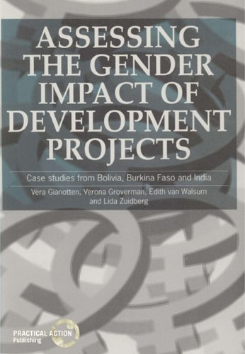 9781853392719: Assessing the Gender Impact of Development Projects