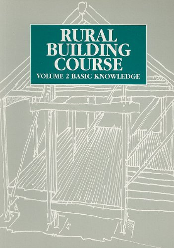 9781853393150: Rural Building Course Volume 2