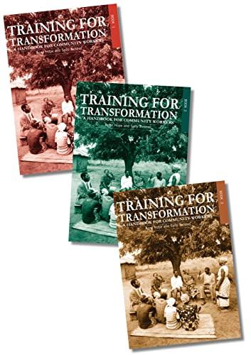 Training for Transformation: Three-Volume Set: Handbook for Community Workers: Bk. 1-3 (Handbook ...