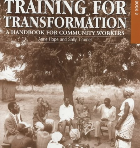 training for transformation a handbook for community workers free pdf