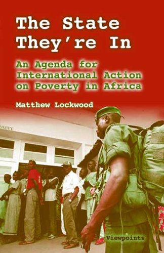 9781853396175: The State They're in: An Agenda for International Action on Poverty in Africa (Viewpoints)