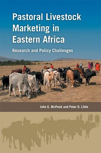 9781853396311: Pastoral Livestock Marketing in Eastern Africa: Research and Policy Challenges