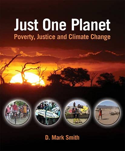 9781853396434: Just One Planet: Poverty, Justice and Climate Change