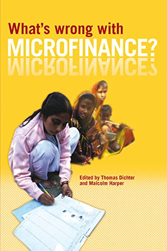 9781853396670: What's Wrong With Microfinance?