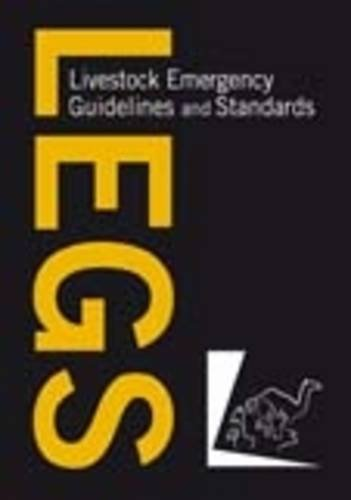 9781853396793: Livestock Emergency Guidelines and Standards