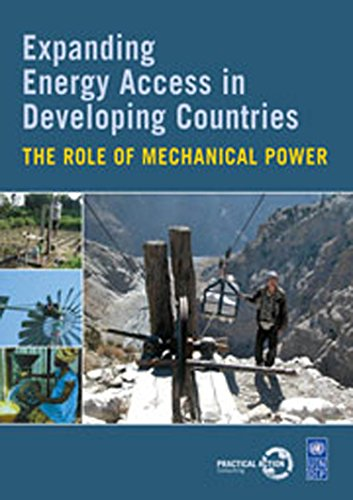 9781853397042: Expanding Energy Access in Developing Countries: The Role of Mechanical Power