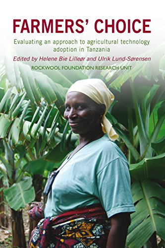 9781853397752: Farmers' Choice: Evaluating an Approach to Agricultural Technology Adoption in Tanzania