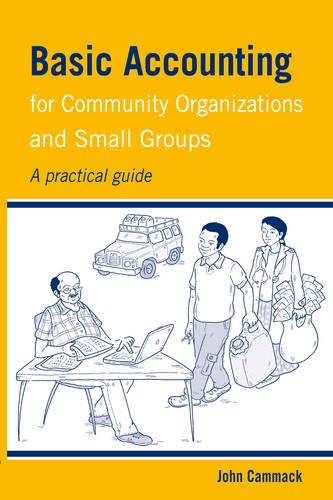 9781853398209: Basic Accounting for Community Organizations and Small Groups: A Practical Guide