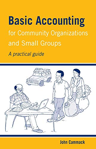 9781853398216: Basic Accounting for Community Organizations and Small Groups: A Practical Guide