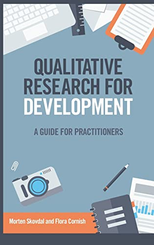 9781853398537: Qualitative Research for Development: A Guide for Practitioners
