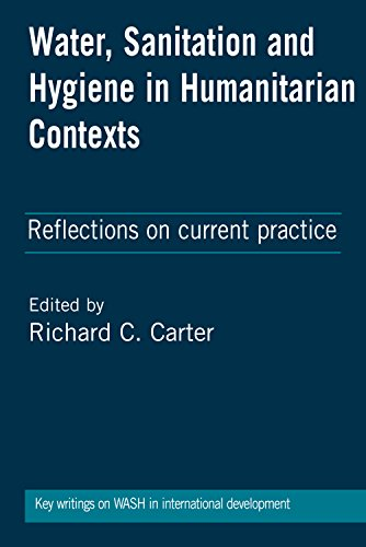 9781853398834: Water, Sanitation and Hygiene in Humanitarian Contexts: Reflections on Current Practice