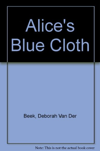 9781853400186: Alice's Blue Cloth