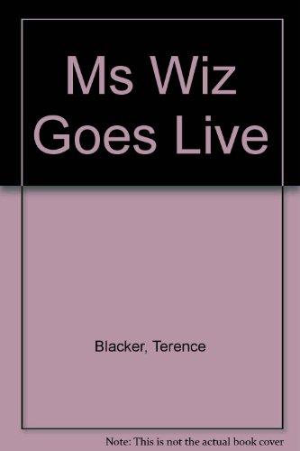 9781853400735: Ms Wiz Goes Live
