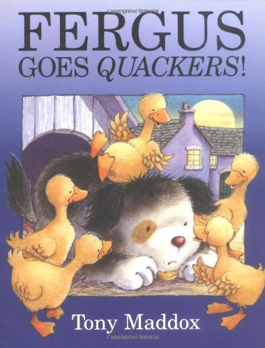 9781853405662: Fergus Goes Quackers!