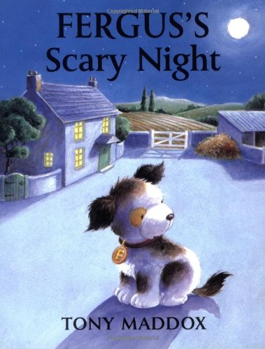 9781853406317: Fergus's Scary Night