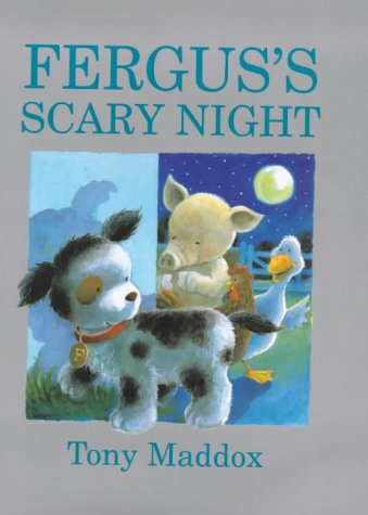 9781853406362: Fergus's Scary Night