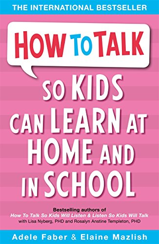 9781853407048: How to Talk so Kids Can Learn at Home and in School