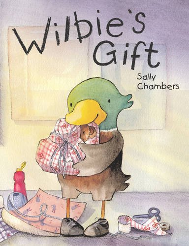 Wilbie's Gift (1853408247) by Sally Chambers