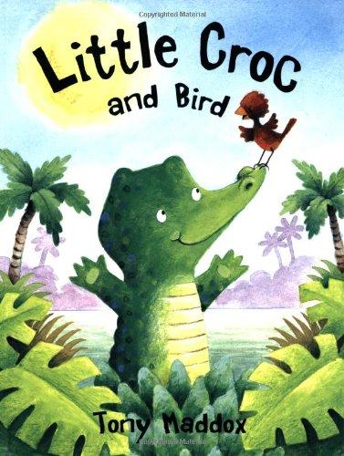 9781853409400: Little Croc and Bird
