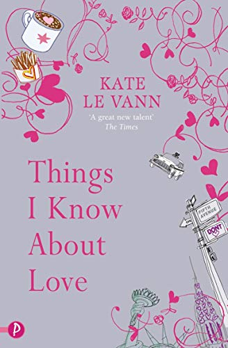 Things I Know About Love: Kate Le Vann