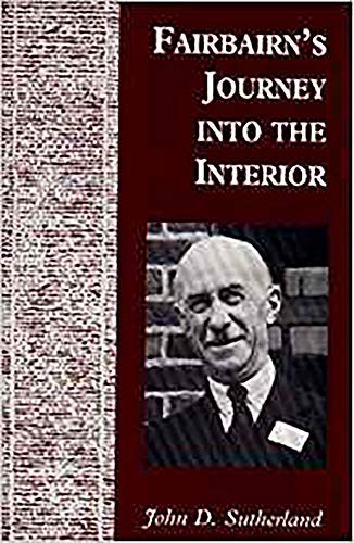 9781853430596: Fairbairns Journey Into the Interior