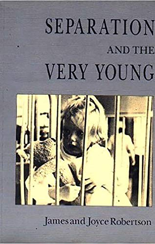9781853430961: Robertson, J: Separation and the Very Young