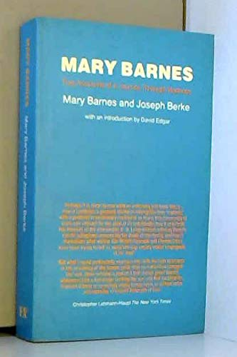 9781853431258: Mary Barnes: Two Accounts of a Journey Through Madness