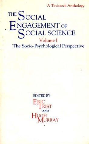 9781853431654: Social Engagement of Social Science (Social Engagement of Social Science, a Tavistock Anthology) (v. 1)