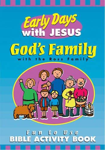 God's Family (Early Days with Jesus S.): King, Jenny