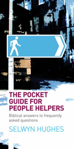 THE POCKET GUIDE FOR PEOPLE HELPERS: Hughes, Selwyn