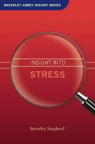 9781853453847: AN INSIGHT INTO STRESS (Waverley Abbey Insight Series)