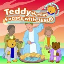 9781853453977: Teddy Horsley Feasts With Jesus (Teddy Horsley Series)