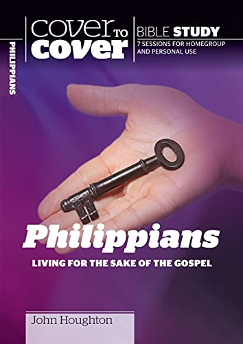 9781853454219: Philippians - Cover to Cover Study Guide