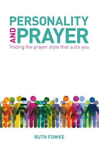 9781853454882: Personality and Prayer