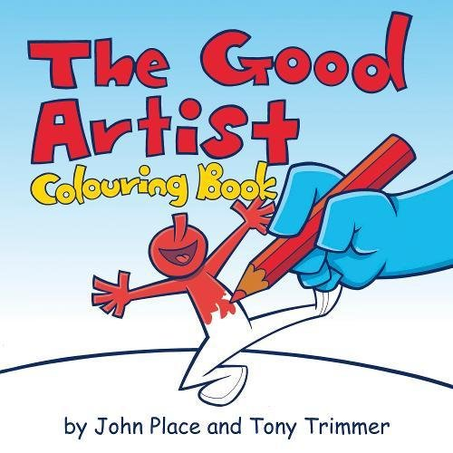 9781853455094: The Good Artist Colouring Book