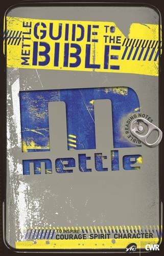 Mettle Guide to the Bible (1853455121) by Jonathan Brant